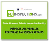 NJ State Inspection Facility
