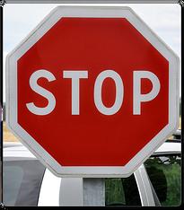 Stop Sign Brakes Repair