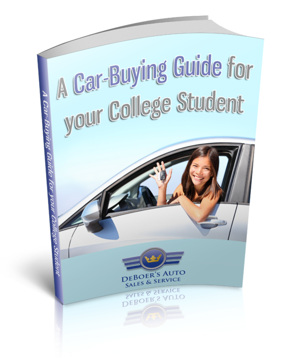 A Car Buying Guide for your College Student