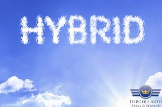 The average life of a car battery is different for a hybrid car.