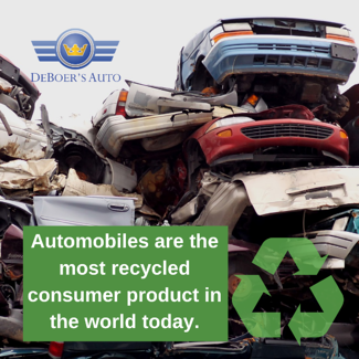 Auto recycled