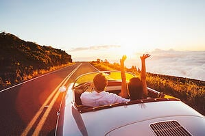 Learn how to properly pack your car before a summer road trip.