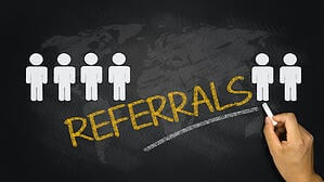 Count on referrals to find the best auto shop.