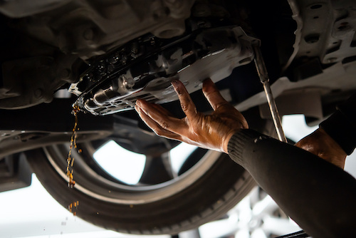 Your transmission needs a regular flush to run smoothly.