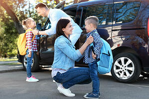 Expanding your family may require a new car.