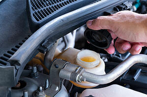 Stay on track with your brake fluid maintenance.