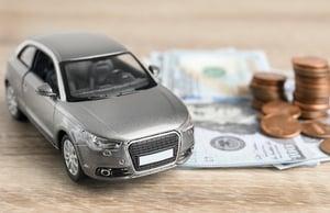 Repair your car versus buying a new one.
