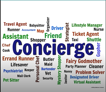Conceirge