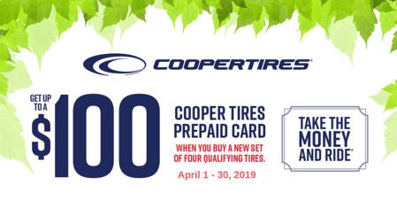 Cooper spring 2019 promo 2