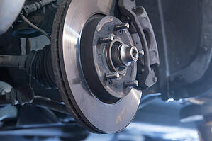 Your car gives you clear signs when you need new brakes.