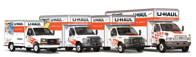 U Haul Moving Truck >> U Haul Rentals Deboer S Auto Hamburg New Jersey