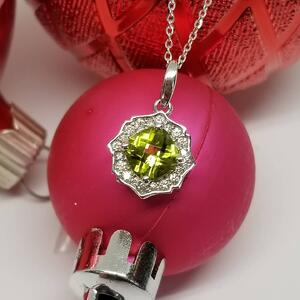 andrea ball necklace