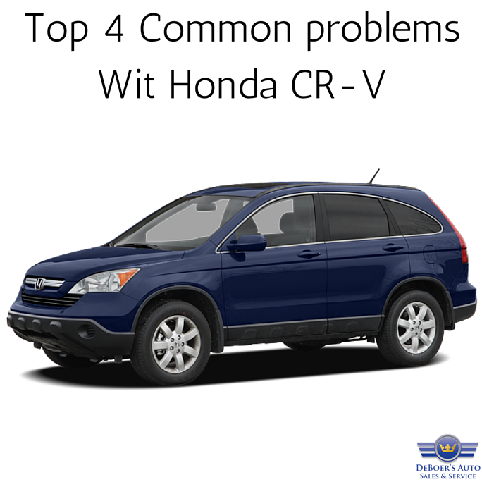 Your Top 4 2006 2011 Honda Cr V Questions Answered