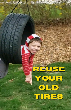 yt Reuse Your Old Tires