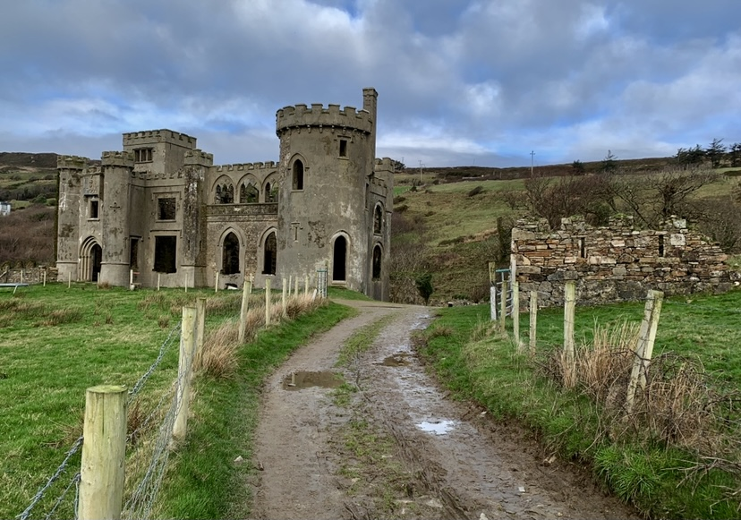 castle of Ireland