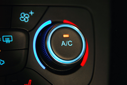 Keeping your AC clean ensures a fresh smelling car.